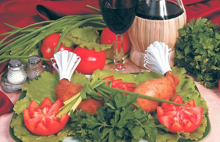 Котлеты по киевски рецепт с пошаговым фото