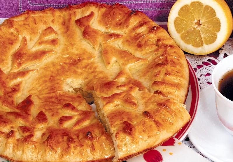 Лимонный пирог наивкуснейший