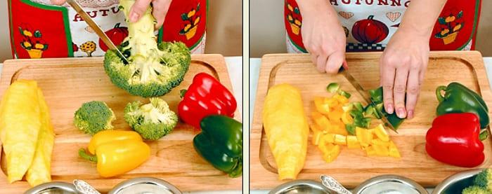 Рагу овощное с карри