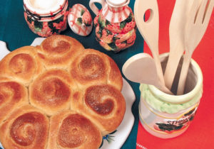 Пирог Завитки