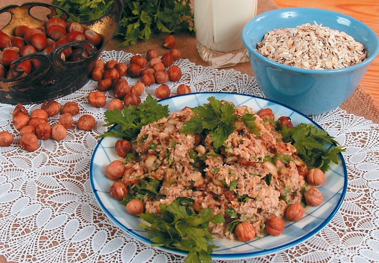 Как приготовить салат Барышня