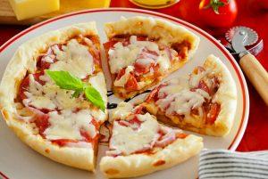 Пицца в мультиварке без дрожжей