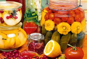 Овощное ассорти рецепт на зиму