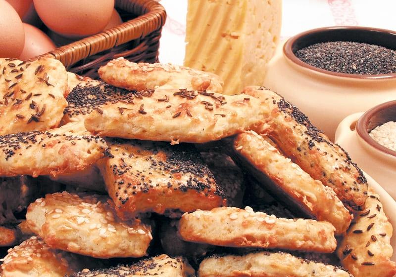 Сырное печенье рецепт в домашних условиях