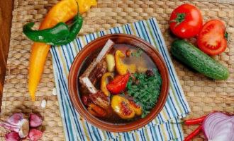 Армянская хашлама из баранины, рецепт приготовления