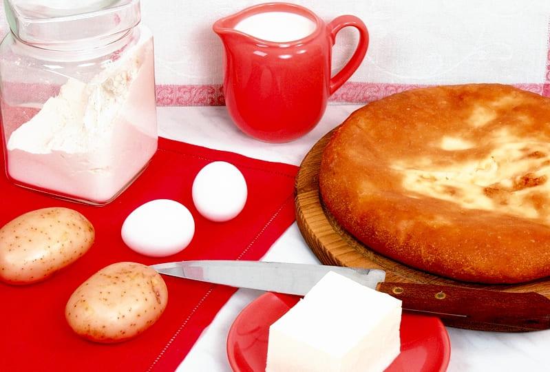 Вкуснейший пирог с брынзой