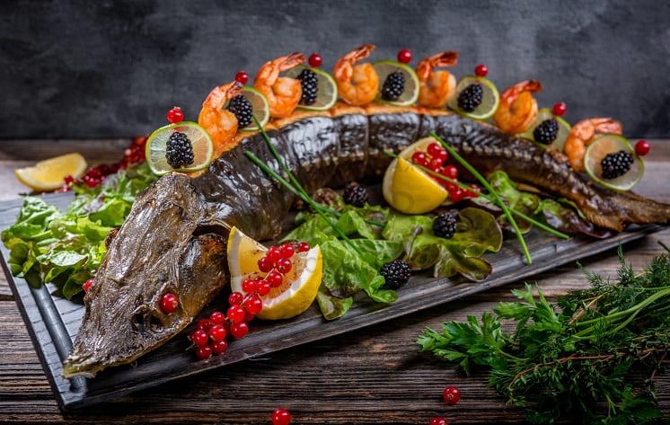 Смотрите с рецепты вкусных салатов, супов и других блюд из морепродуктов