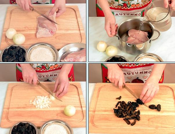 Как приготовить домашний куриный суп