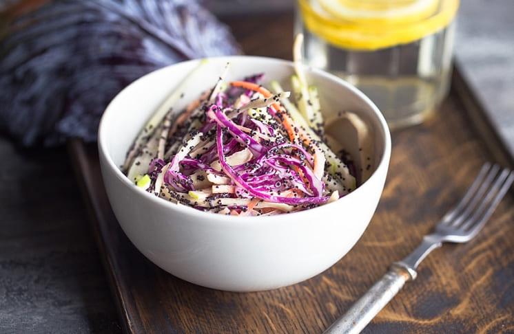 Капустный салат Коул Слоу (Cole с вкусной заправкой