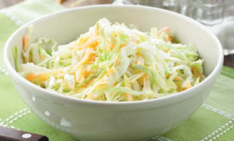 Коул слоу салат рецепт классический американский