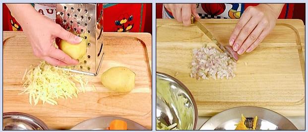 Пошаговый рецепт с фото салат Мимоза
