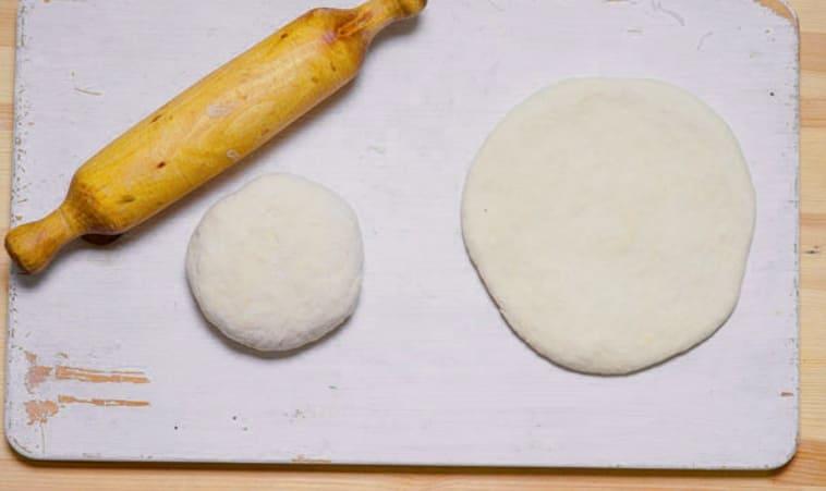 Как приготовить хачапури лепешку с сыром