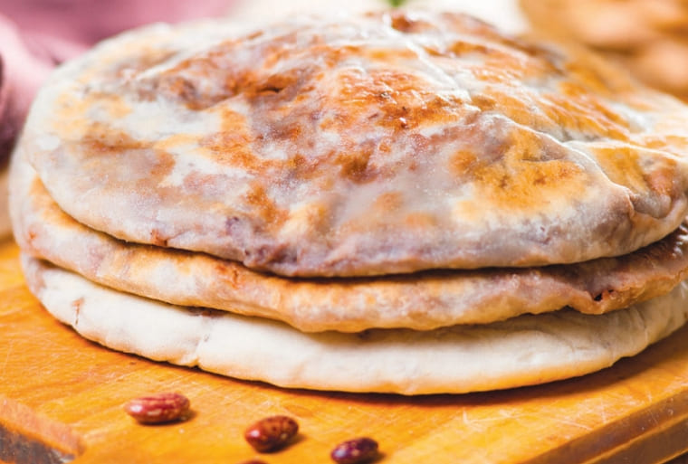 Лобиани с фасолью рецепт грузинский