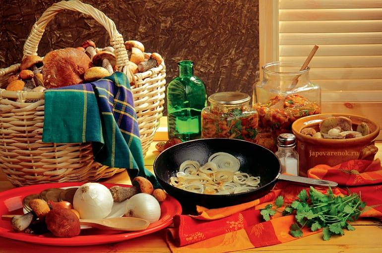 Опята консервированные на зиму рецепт приготовления