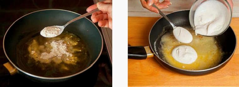 Бефстроганов пошаговый рецепт
