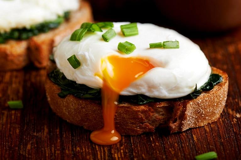 Яйца-пашот рецепт приготовления в воде с уксусом